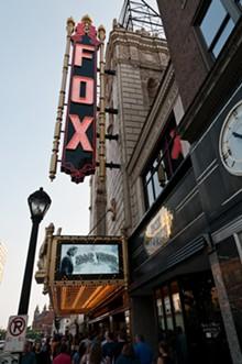 Eddie Vedder at the Fox Theatre