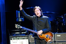 Paul McCartney at the Scottrade Center