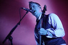 Interpol at the Pageant
