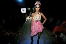 Pins & Needles Fashion Show at REO Lofts