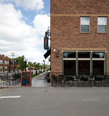 Make It A Double: Cork Wine Bar and Hill Brewing Company