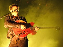 Black Rebel Motorcycle Club at the Pageant