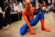 Scenes from Wizard World St. Louis Comic Con
