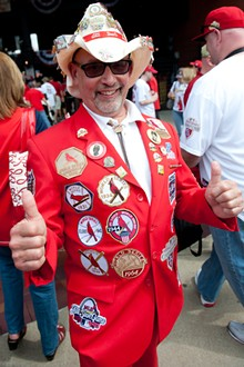 The People You Will See at Busch Stadium