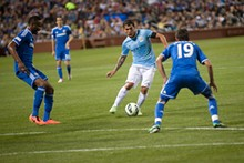 Chelsea F.C. vs. Manchester City F.C. at Busch Stadium