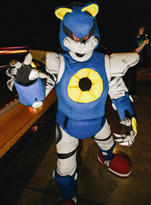 Sonic The Hedgehog Brings The Boom to The Pageant