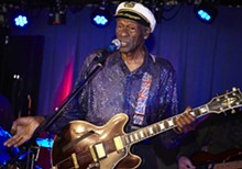 Chuck Berry at Blueberry Hill