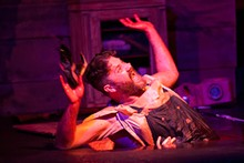 <I>Evil Dead: The Musical</I> at Tower Grove Abbey