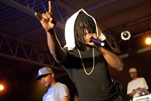 Chief Keef at the Ambassador