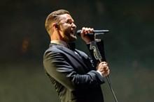 Justin Timberlake in St. Louis