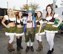 Scenes from Soulard Oktoberfest 2014