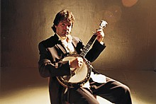 Béla Fleck: Conquering the musical world, one continent at a time.