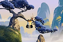 Kung Fu Panda: Released with expert timing.