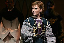 JERRY NAUNHEIM JR. - Tarah Flanagan as Saint Joan.