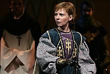 JERRY NAUNHEIM JR. - Tarah Flanagan as Saint Joan.