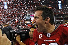 MIKE BLAKE/REUTERS - Kurt Warner