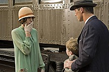 Little boy lost: Angelina Jolie in Changeling.