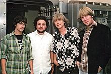 Terry Adams Quartet: Pete Donnelly, Conrad Choucroun, Terry Adams and Scott Ligon.