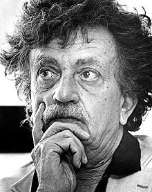 Author Kurt Vonnegut, Jr.