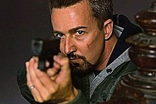 Bad, cops: Edward Norton stars in this retread of every cop movie you've ever seen.