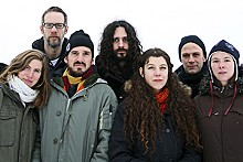 That's a mouthful: Thee Silver Mt. Zion Memorial Orchestra.
