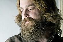 EMILY WILSON - Iron & Wine: Respect the beard and the man's art.