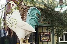 JENNIFER SILVERBERG - Joe's Café has reportedly closed its doors.