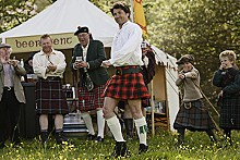 Does this kilt make my butt look fat?: Patrick Dempsey in Made of Honor.