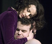 JOHN LAMB - Julie Layton and Jared Sanz-Agero in Vieux Carre, one of Williams' earliest works.