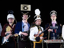 Mucca Pazza: We're going to go to Cracker Barrel, and you're going to have to like it.