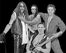 Everybody wants some of Van Halen tribute band Mean Street.