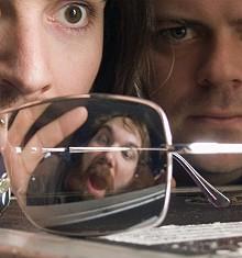 MATT HUGHES - Riddle of Steel: Like Corey Hart, this trio wears its sunglasses at night.