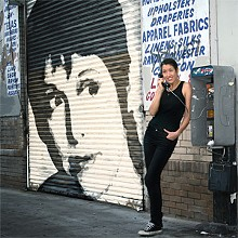 Michelle Shocked: Born again spiritually and career-wise.