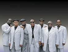 COURTESY OF POWELL SYMPHONY HALL - Blind Boys of Alabama: Still on the road after all these years.