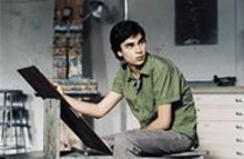 Picture imperfect: Jerome (Max Minghella) wants to be a better painter  and get laid.