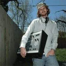 JENNIFER  SILVERBERG - DJ Crucial's iPod is freakin' retro.