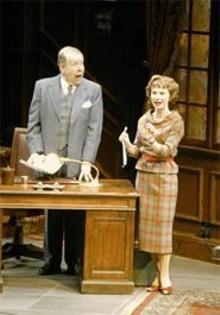 JERRY NAUNHEIM, JR - Can I get a Witness: Richert Easley (left) and Tarah Flanagan (right) at the Rep.