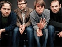 Death Cab for Cutie: Indie in spirit, heard next to Slipknot in practice.