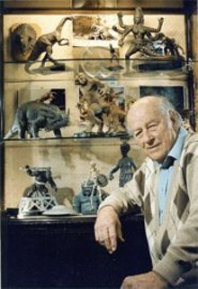 "Ray Harryhausen: ""Fantasy is bigger than life. It has to be, otherwise it's not fantasy."""