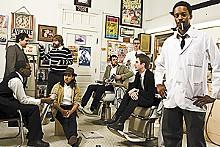 CAMBRIA HARKEY - Black Joe Lewis and the Honeybears: Kickin' it old-school blues-and-funk style.