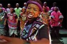 Soweto Gospel Choir: Inspirational.