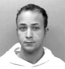 ST. PETERS POLICE DEPARTMENT - Chad Saenz's conviction may cost him his Pride post.