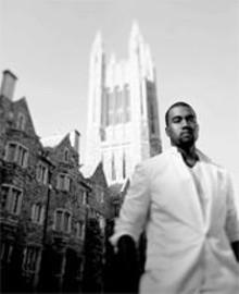 Kanye West: E for effort.