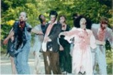 Midwestern zombies, such as those featured in Song of the Dead, keep it way real.