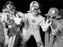 Peelander-Z: anime punk