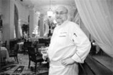JENNIFER  SILVERBERG - His name is Larry Forgione, he's the executive chef at - An American Place, and he wants you to come to - dinner.