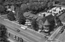 2005 VINCI LLC - The proposed Nottingham Community Center is designed to reflect the residential architecture of St. Louis Hills. -  -  -