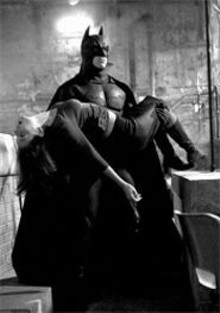 Holy snooze! Batman Begins to disappoint well - before its 140 minutes are up.