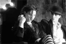 You'd be depressed too if you were touring with Trent - Reznor: the Dresden Dolls