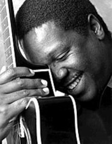 Vusi Mahlasela brings his guitar and voice to UMSL - this week.